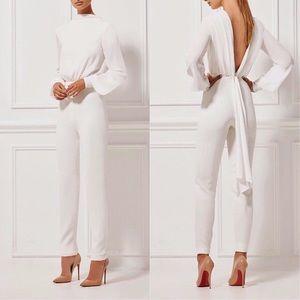 EXCLUSIVE MISHA Pantsuit/ jumpsuit in M